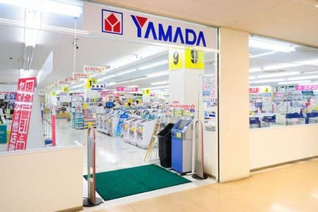 ヤマダ電機 テックランド大田糀谷店