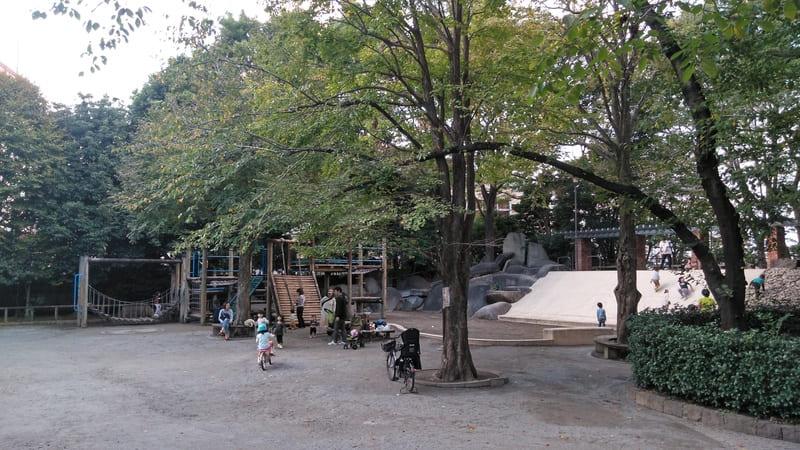 滝野川公園 児童コーナー