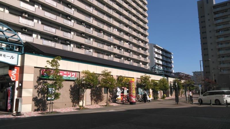 北赤羽駅 アクトピア 壱番館モール
