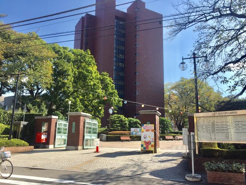 日本大学 文理学部 門