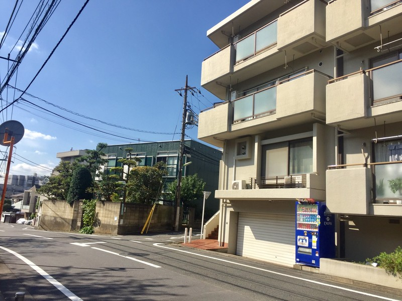 日本大学近くの賃貸物件