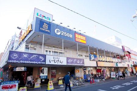 TSUTAYA 上尾駅前店