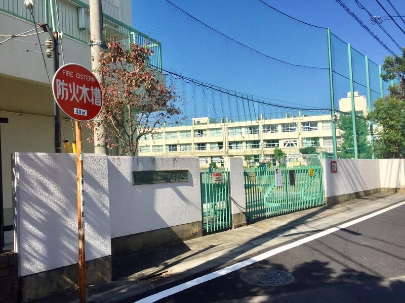世田谷区立松沢中学校