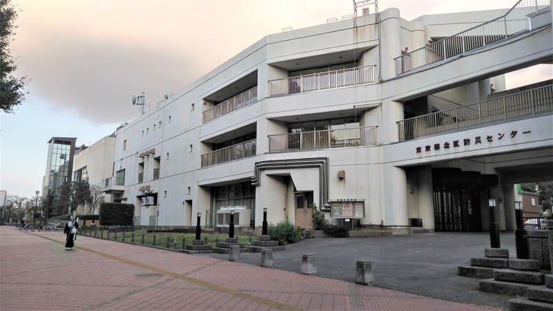 北区防災センター(地震の科学館)