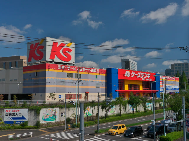 ケーズデンキ 多摩ニュータウン店
