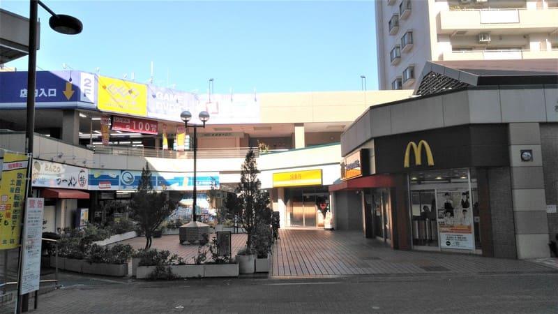 北赤羽駅 赤羽口前
