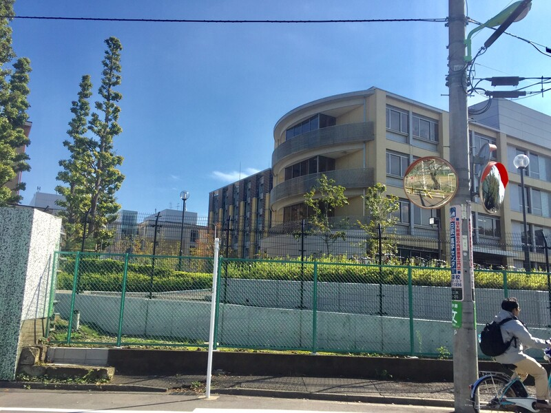 日本大学 文理学部 建物