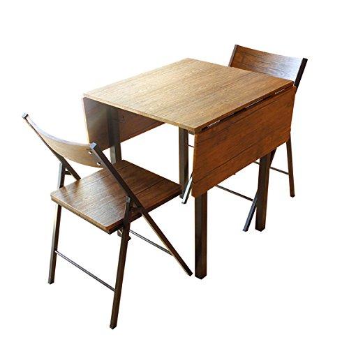 2人用バタフライ(3パターン) ダイニングテーブル