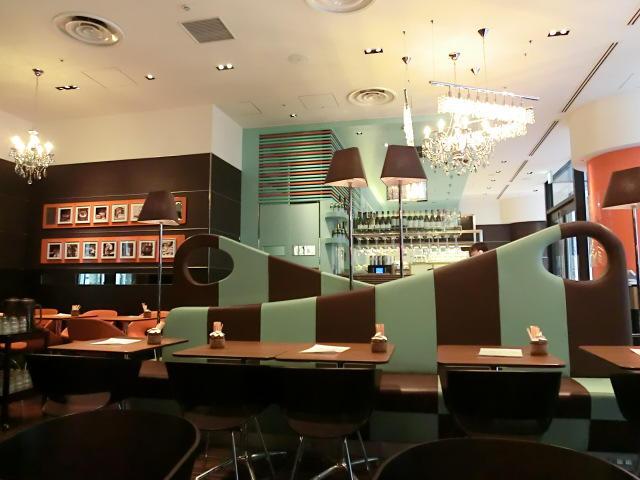 メゾンカイザーカフェ 丸の内店