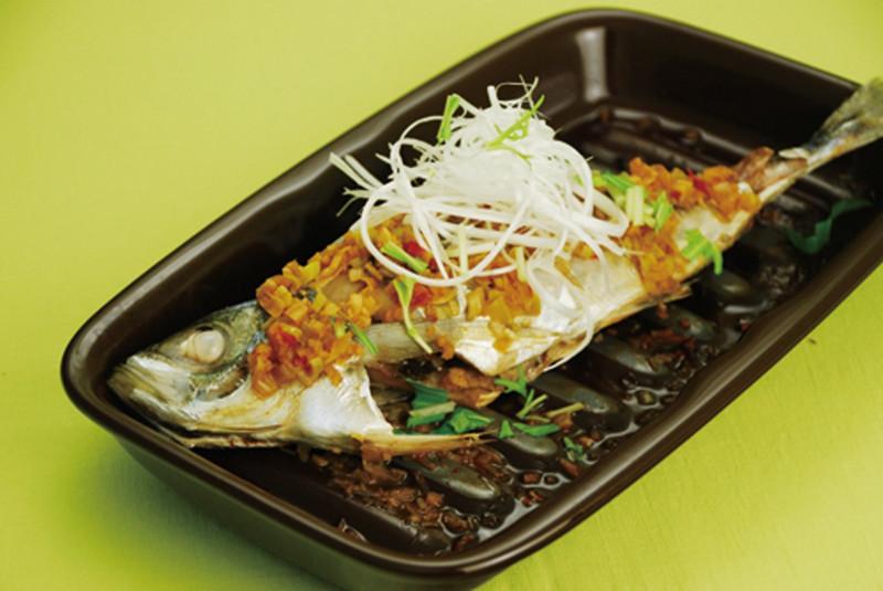 電子レンジで焼き魚!
