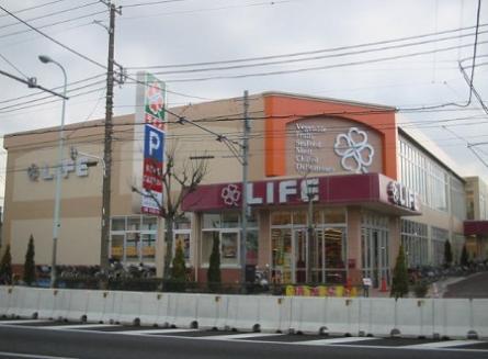 ライフ 大森中店