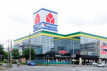 ヤマダ電機 テックランド八千代店