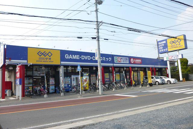 ゲオ 大和田店