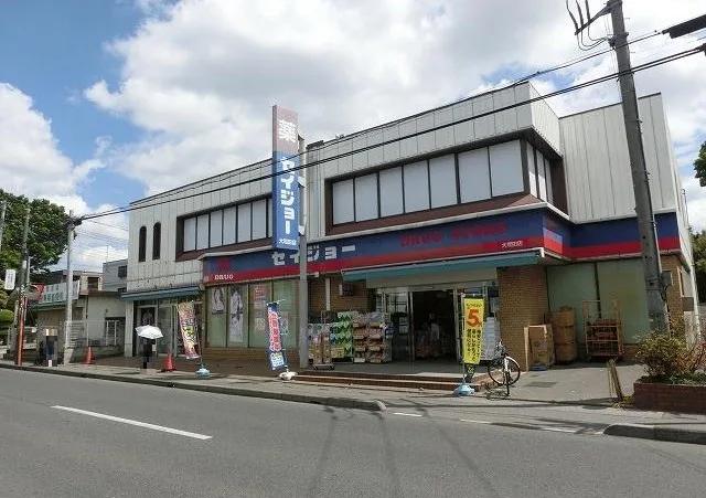 くすりセイジョー大和田店