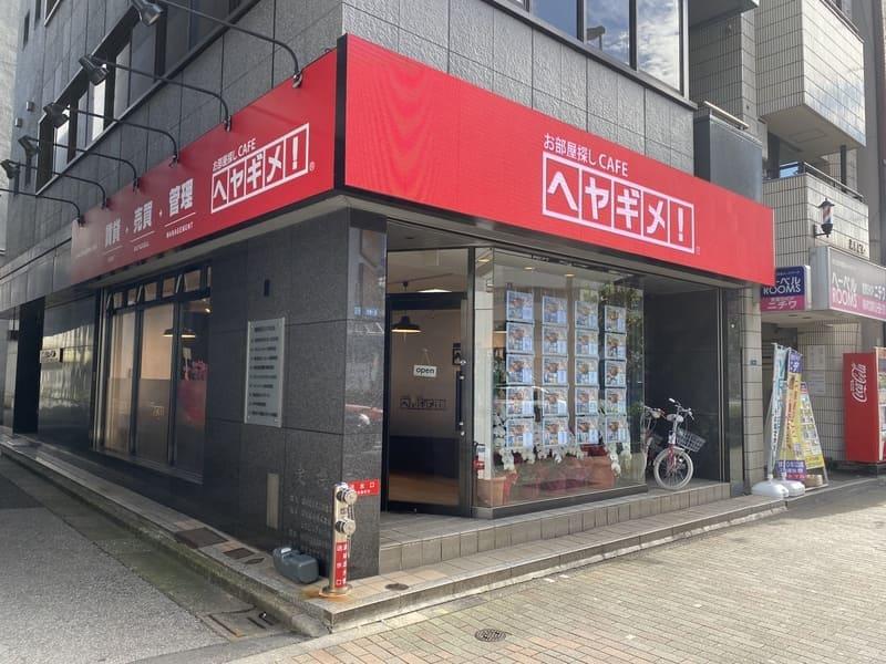 ヘヤギメ!錦糸町店の外観