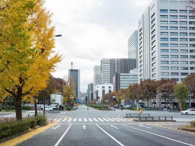霞ヶ関駅周辺