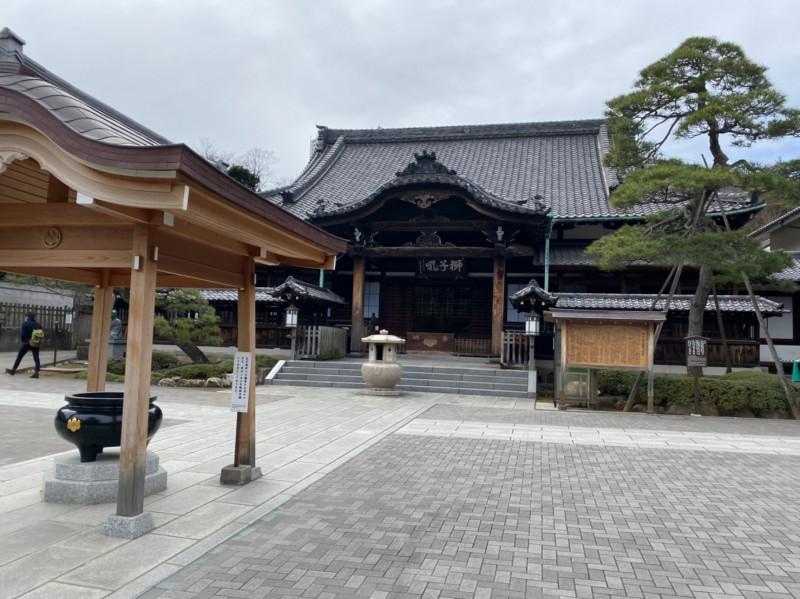 泉岳寺の様子