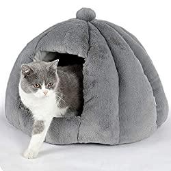 猫用ベッド ドーム型
