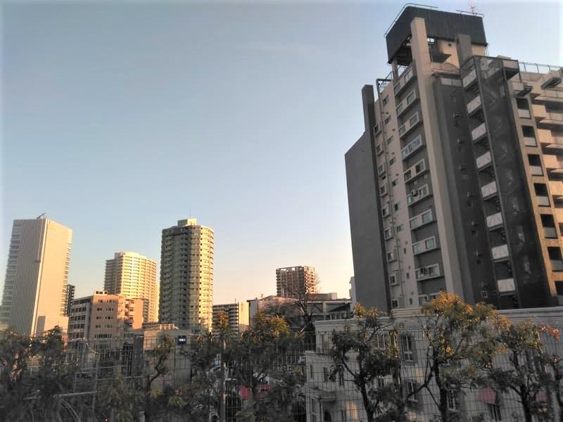 目黒駅 周辺の高層マンション