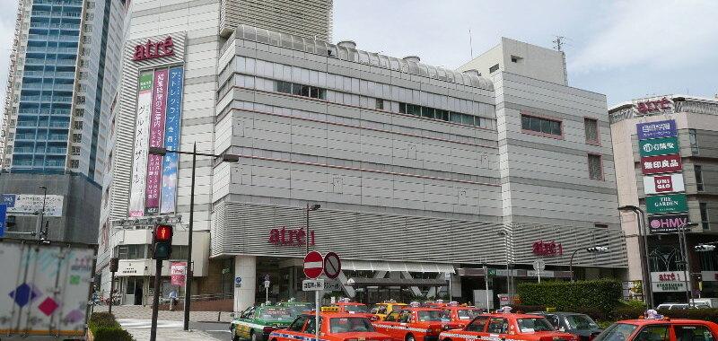 大崎駅の外観