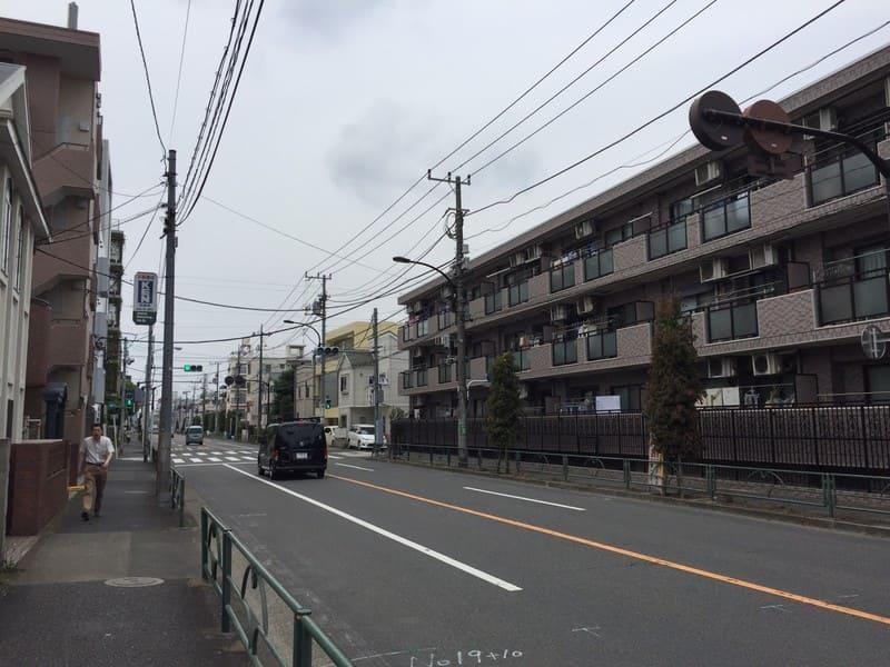 久我山駅 井の頭通り沿い