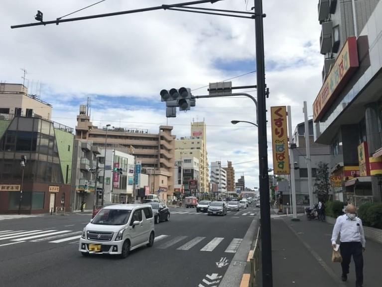 第二京浜沿い どらっぐぱぱす 西馬込店