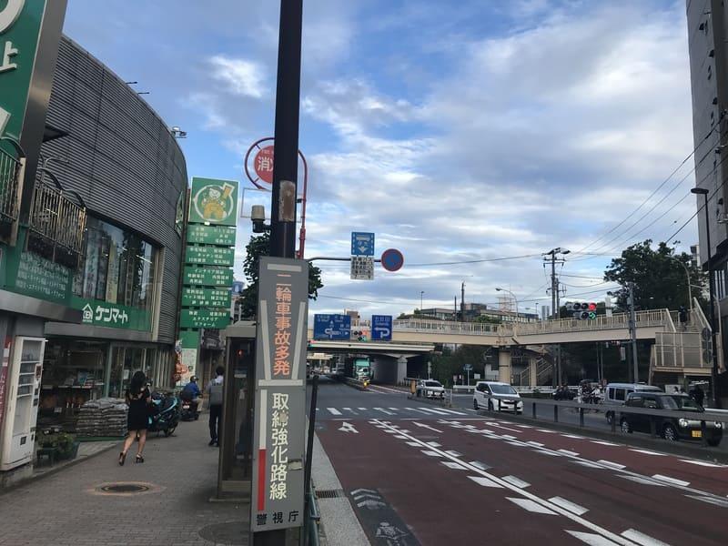 ホームセンター ケンマートA館 環七通り