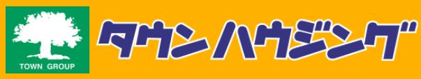 タウンハウジングのロゴ