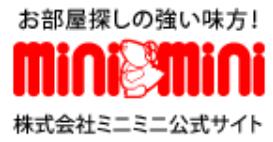 miniminiのロゴ