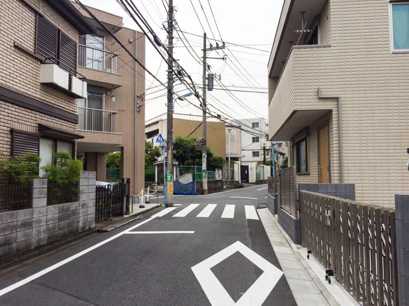 新高円寺駅北側マンションとか戸建て