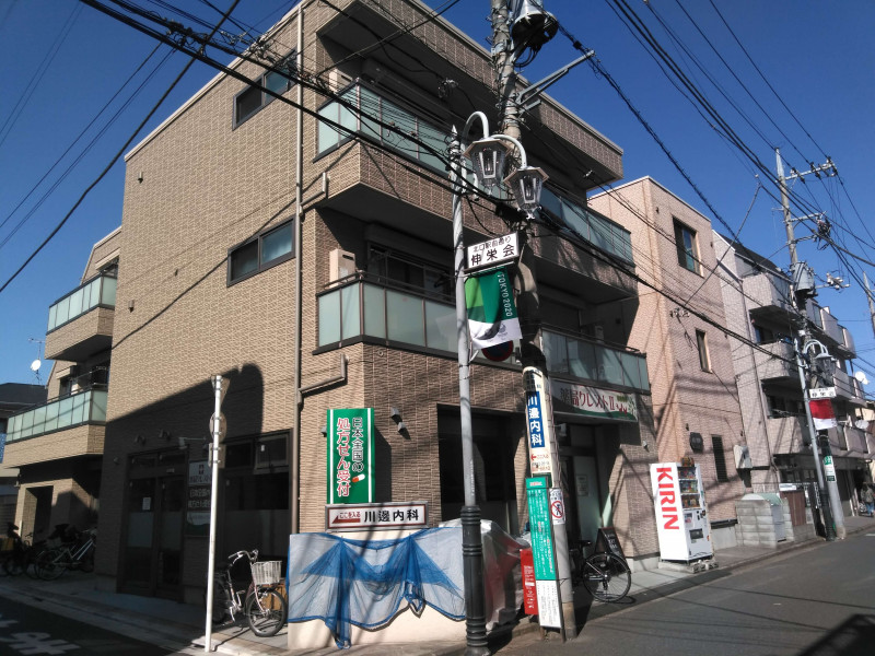 上石神井駅周辺のマンション