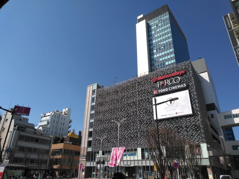 PARCO_ya 上野