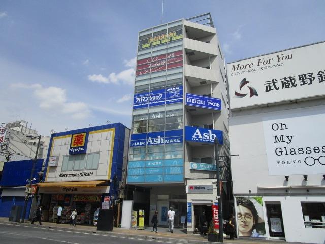 アパマンショップ大宮東口駅前店の外観