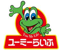 ユーミーらいふのロゴ