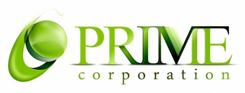 プライムコーポレーションのロゴ