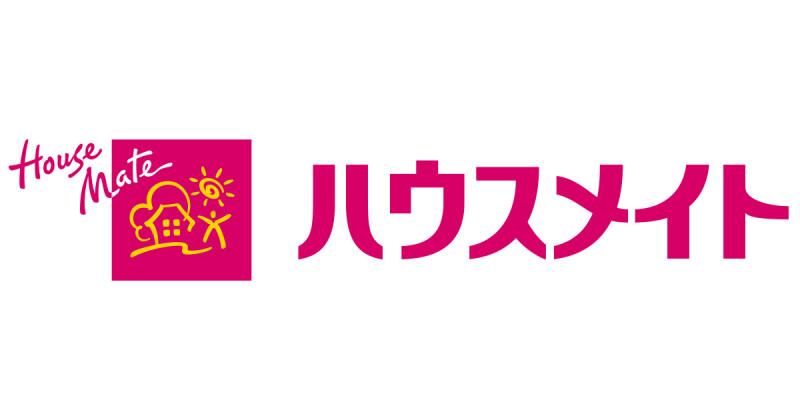 ハウスメイトショップのロゴ