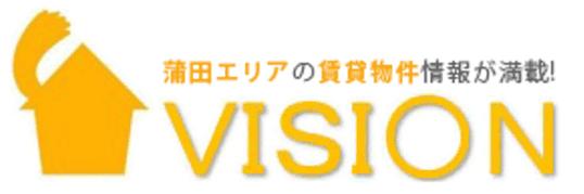 Vision蒲田店のロゴ