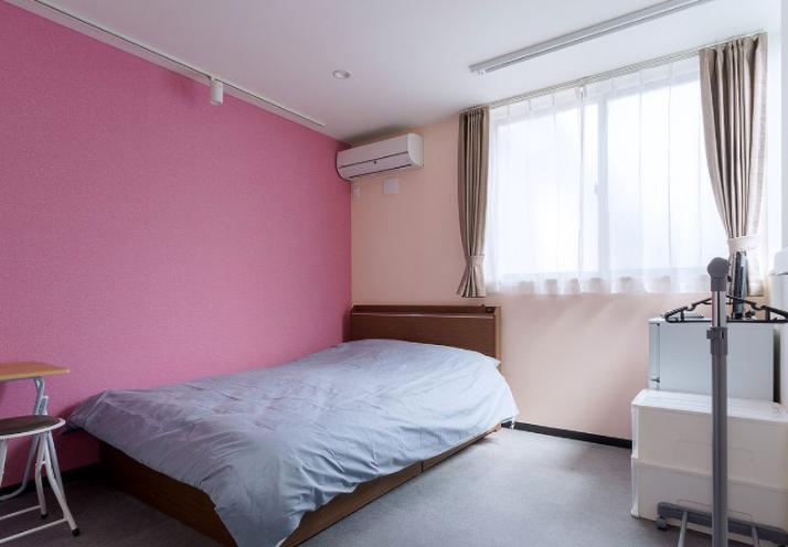 2人入居可能な個室タイプのお部屋写真