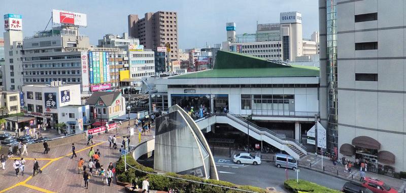 藤沢駅の外観
