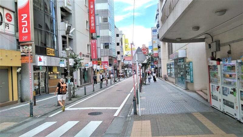 藤沢駅 鵠沼30号線