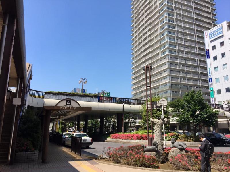 船橋駅北口側