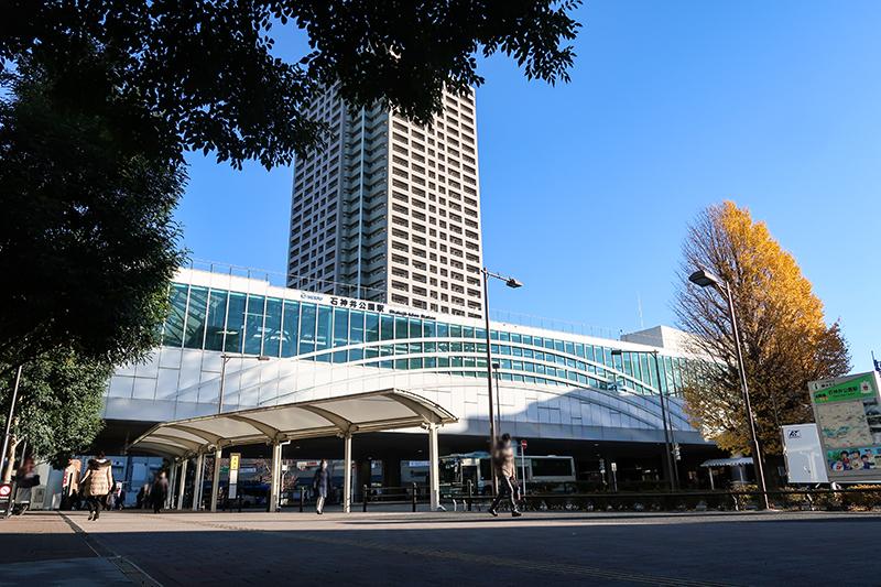 石神井公園駅1