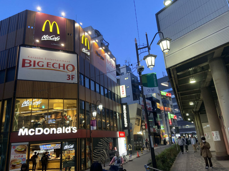 恵比寿駅周辺の飲食店
