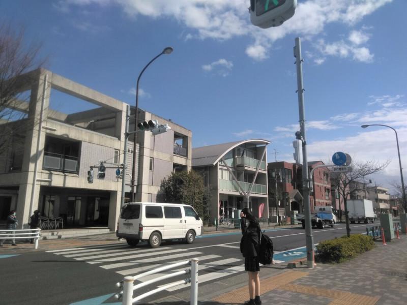 仙川駅周辺