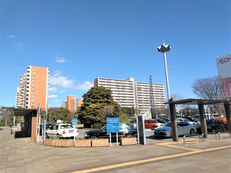 新浦安駅 南口 ロータリー