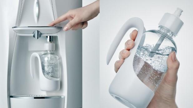 キララ炭酸水作成
