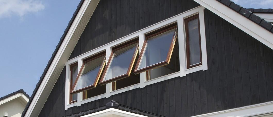木製サッシ窓 スウェーデンハウス