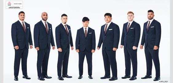 カシヤマ ラグビー日本代表 スポンサー
