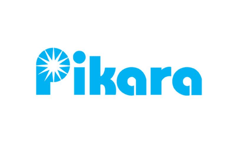 Pikara光のロゴ