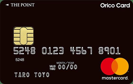 Orico Card THE POINT